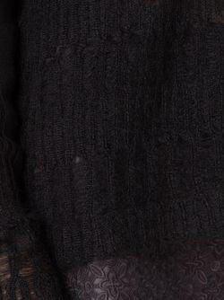 Вязаный Джемпер 3.1 Phillip Lim                                                                                                              чёрный цвет