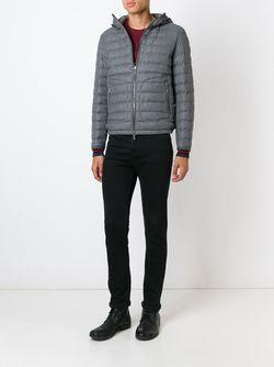 Дутая Куртка Delabost Moncler                                                                                                              серый цвет