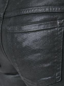 Джинсы Кроя Скинни С Блестящей Отделкой Diesel Black Gold                                                                                                              чёрный цвет