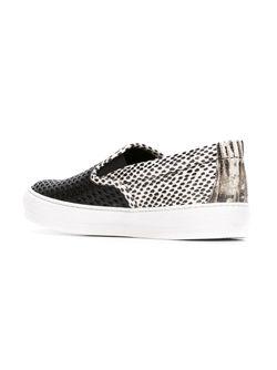 Pacau Sneakers Salvatore Ferragamo                                                                                                              черный цвет