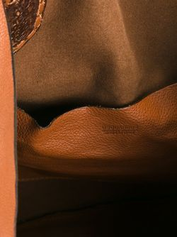 Fringed Tote Dsquared2                                                                                                              коричневый цвет