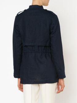 Куртка В Стиле Милитари Raquel Allegra                                                                                                              синий цвет