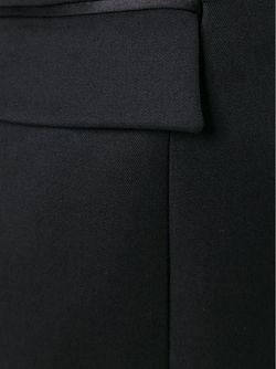 Платье С Петлей-Хальтер Balmain                                                                                                              чёрный цвет