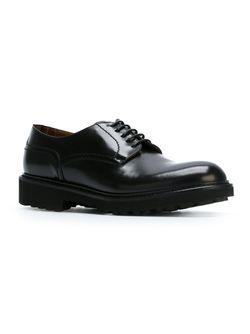 Туфли На Шнуровке Doucal's                                                                                                              черный цвет