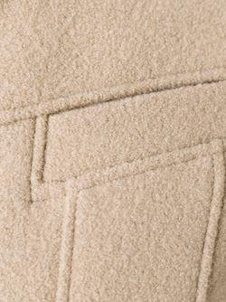 Укороченная Куртка На Молнии Carven                                                                                                              Nude & Neutrals цвет