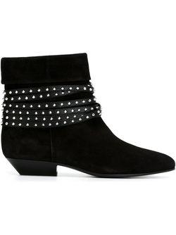 Ботинки Titi Saint Laurent                                                                                                              чёрный цвет