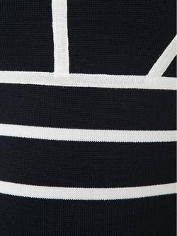 Облегающее Платье Rag & Bone                                                                                                              синий цвет