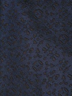 Галстук С Вышивкой Dolce & Gabbana                                                                                                              синий цвет