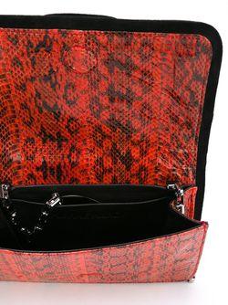 Клатч С Откидным Клапаном Pierre Hardy                                                                                                              красный цвет