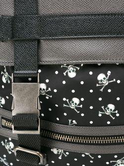 Рюкзак С Принтом Dolce & Gabbana                                                                                                              чёрный цвет