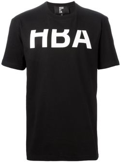 Футболка Rehab HOOD BY AIR                                                                                                              чёрный цвет