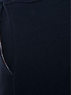 Спортивные Брюки С Полосками Thom Browne                                                                                                              синий цвет