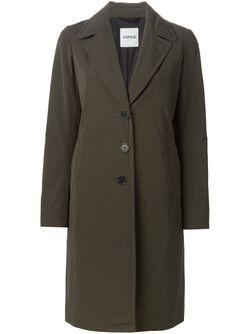 Пальто Lady Lisca Aspesi                                                                                                              зелёный цвет