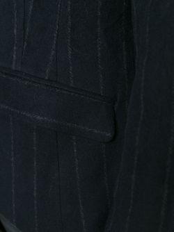 Пиджак В Тонкую Полоску Tsumori Chisato                                                                                                              синий цвет