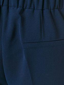 Кюлоты С Эластичным Поясом P.A.R.O.S.H.                                                                                                              синий цвет
