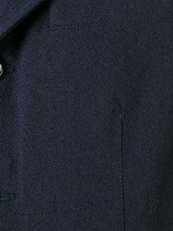 Укороченный Пиджак Marni                                                                                                              синий цвет
