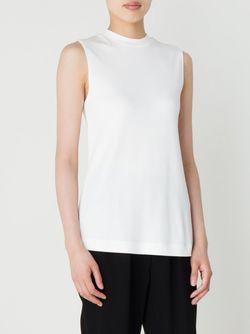 Блузка С Оборкой LE CIEL BLEU                                                                                                              белый цвет