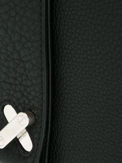 Клатч Crux Alexander Wang                                                                                                              чёрный цвет