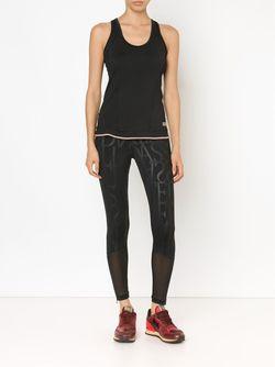 Длинные Леггинсы Run Adidas By Stella  Mccartney                                                                                                              черный цвет