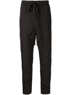 Drawstring Track Pants Vera Wang                                                                                                              черный цвет