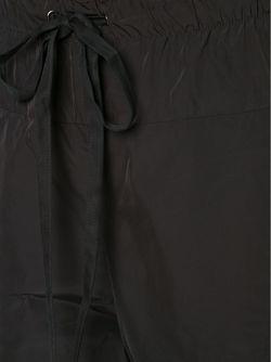 Drawstring Track Pants Vera Wang                                                                                                              чёрный цвет