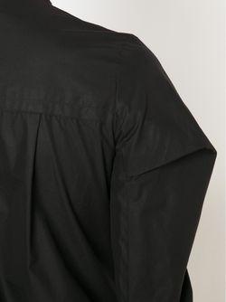 Draped Sleeve Shirt Vera Wang                                                                                                              чёрный цвет