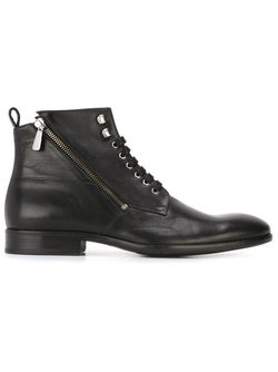 Ботинки На Шнуровке Solda Paul & Joe                                                                                                              черный цвет