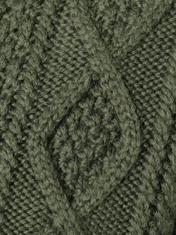 Кардиган С Круглым Вырезом P.A.R.O.S.H.                                                                                                              зелёный цвет