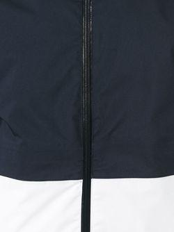 Двухцветная Куртка На Молнии Z Zegna                                                                                                              синий цвет