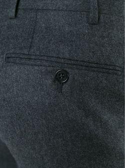 Классические Брюки Canali                                                                                                              серый цвет