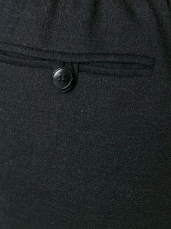 Широкие Брюки С Эластичным Поясом Etro                                                                                                              чёрный цвет