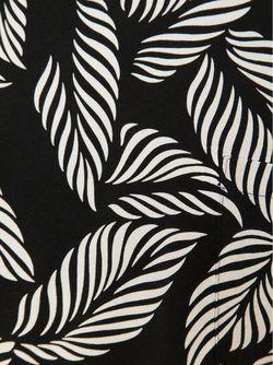 Футболка С Растительным Принтом Rag & Bone                                                                                                              черный цвет