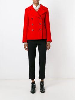 Двубортная Куртка Aquilano-Rimondi                                                                                                              красный цвет