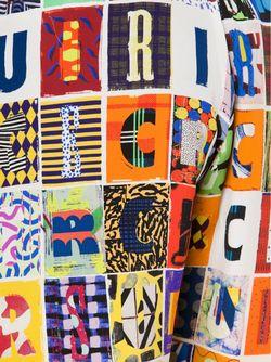Брюки С Принтом Букв Kit Neale                                                                                                              многоцветный цвет