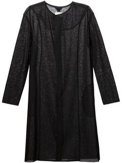 Пальто С Открытым Передом PHOEBE ENGLISH                                                                                                              черный цвет