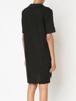 Платье-Поло PHOEBE ENGLISH                                                                                                              черный цвет