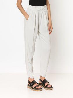 High-Waisted Trousers Raquel Allegra                                                                                                              Nude & Neutrals цвет