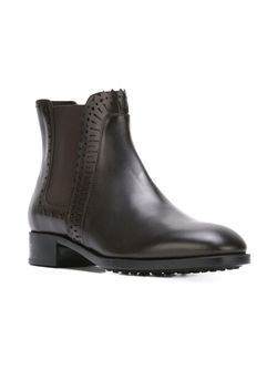 Ботинки Челси Tod'S                                                                                                              коричневый цвет