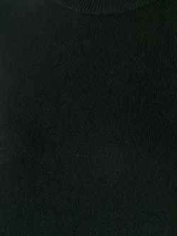 Трикотажное Платье С Вырезными Деталями На Рукавах Opening Ceremony                                                                                                              чёрный цвет