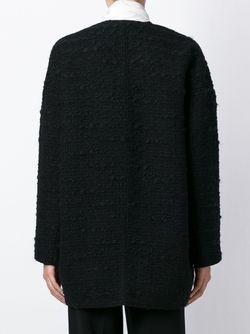 Пальто Букле Giambattista Valli                                                                                                              черный цвет