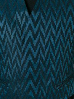 Жилет Sharks Haider Ackermann                                                                                                              синий цвет