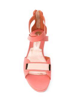 Сандалии Supine GINGER & SMART                                                                                                              розовый цвет