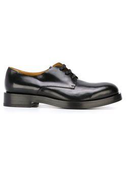 Туфли На Толстой Подошве Paul Smith                                                                                                              черный цвет