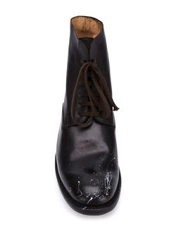 Ботинки На Шнуровке CHEREVICHKIOTVICHKI                                                                                                              черный цвет