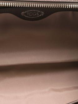 Средняя Сумка-Тоут Tod'S                                                                                                              розовый цвет