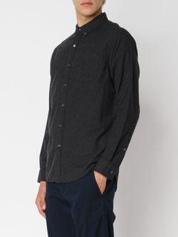 Фланелевая Рубашка OUTERKNOWN                                                                                                              серый цвет