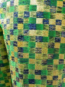Укороченные Жаккардовые Брюки Aspesi                                                                                                              зелёный цвет