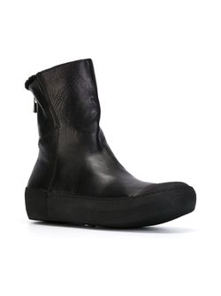 Ботинки На Молнии LOST AND FOUND                                                                                                              черный цвет