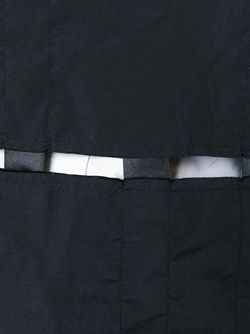 Платье С Панельным Дизайном Comme Des Garcons                                                                                                              черный цвет