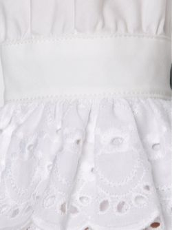 Блузка С Длинными Рукавами Co                                                                                                              белый цвет